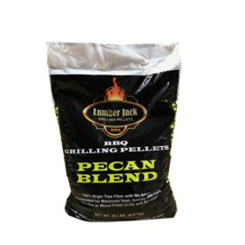 LUMBERJACK LUMBERJACK - PECAN BLEND WOOD PELLETS (20LB BAG)