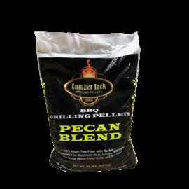 LUMBERJACK PECAN BLEND WOOD PELLETS (20LB BAG)