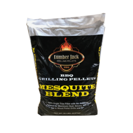 LUMBERJACK LUMBERJACK - MESQUITE BLEND WOOD PELLETS (20LB BAG)