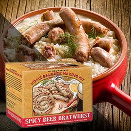 Hi Mountain Sausage Kit (Spicy Beer Bratwurst)