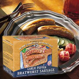 Hi Mountain Sausage Kit (Garlic Pepper Bratwurst)