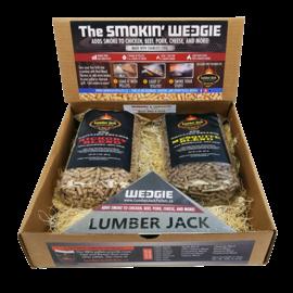 LUMBERJACK THE SMOKIN' WEDGIE GIFT PACK