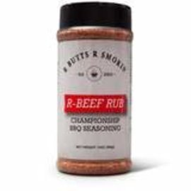 R BUTTS BEEF RUB