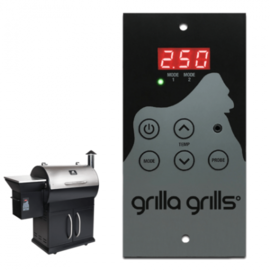 Grilla Silverbac Alpha Control Board