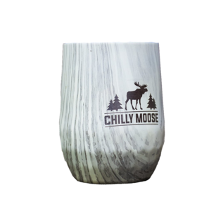CHILLY MOOSE BOAT HOUSE WINE TUMBLER (12OZ)