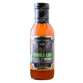 CROIX VALLEY TEQUILA LIME BBQ WING SAUCE