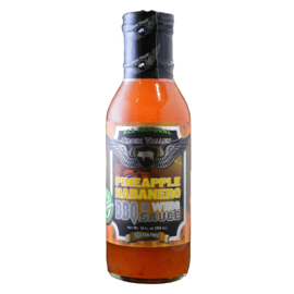 CROIX VALLEY CROIX VALLEY - PINEAPPLE HABANERO BBQ AND WING SAUCE