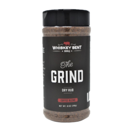 WHISKEY BENT THE GRIND COFFEE RUB