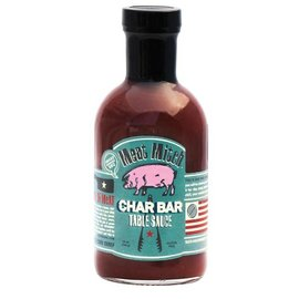 Meat Mitch MEAT MITCH - CHARBAR TABLE SAUCE