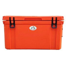 CHILLY MOOSE CHILLY  MOOSE - 75 LTR ICE BOX COOLER BLAZE ORANGE