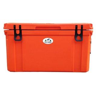 CHILLY MOOSE 75 LTR ICE BOX COOLER (BLAZE ORANGE)