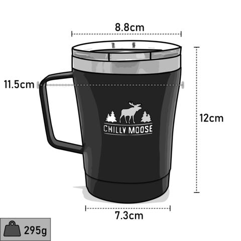 Canisbay Mug Dimensions