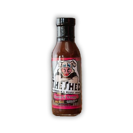 THE SHED SWEET AND TANGY SAUCE