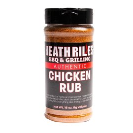 HEATH RILES HEATH RILES - BBQ CHICKEN RUB