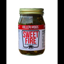 KILLER HOG KILLER HOGS - SWEET FIRE PICKLES