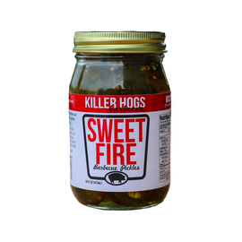 KILLER HOG SWEET FIRE PICKLES
