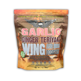 CROIX VALLEY CROIX VALLEY - WING BOOSTER - GARLIC GINGER TERIYAKI
