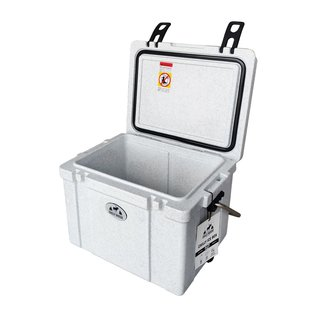 CHILLY MOOSE 25 LTR ICE BOX COOLER (LIMESTONE)