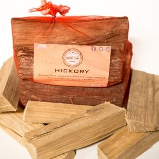 FURTADO FARMS FURTADO - 20KG COOKWOOD LOGS - HICKORY