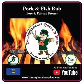 TOMMYKNOCKER TOMMYKNOCKER - PORK AND FISH RUB