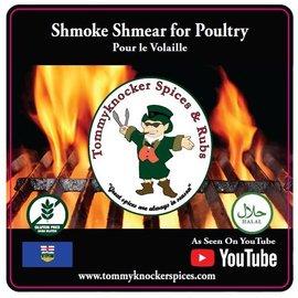 TOMMYKNOCKER TOMMYKNOCKER - SHMOKE SHMEAR FOR POULTRY