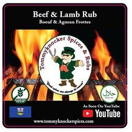 TOMMYKNOCKER BEEF AND LAMB RUB