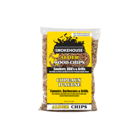 Smokehouse Alder Wood Wood Chips (3.96L)