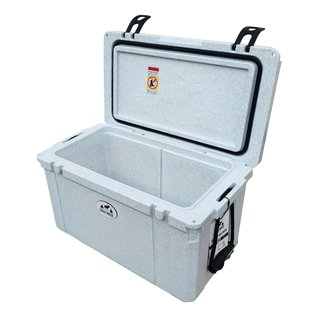 CHILLY MOOSE CHILLY MOOSE - 55 LTR ICE BOX COOLER LIMESTONE