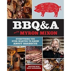 MYRON MIXONS BBQ&A: EVERYTHING YOU EVER WANTED TO KNOW ABOUT BBQ