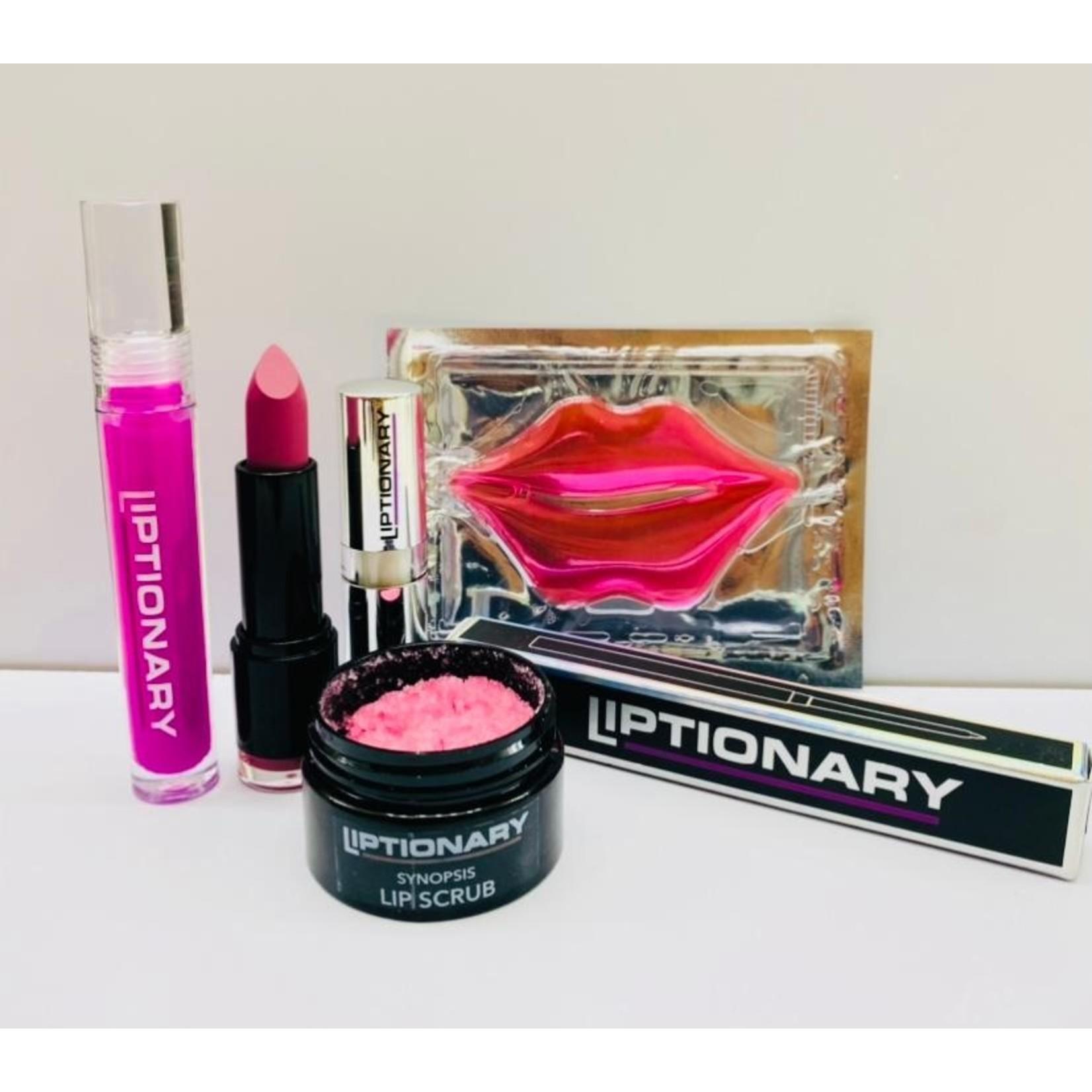 Liptionary Lip Set (Includes Signature Lip Bag)