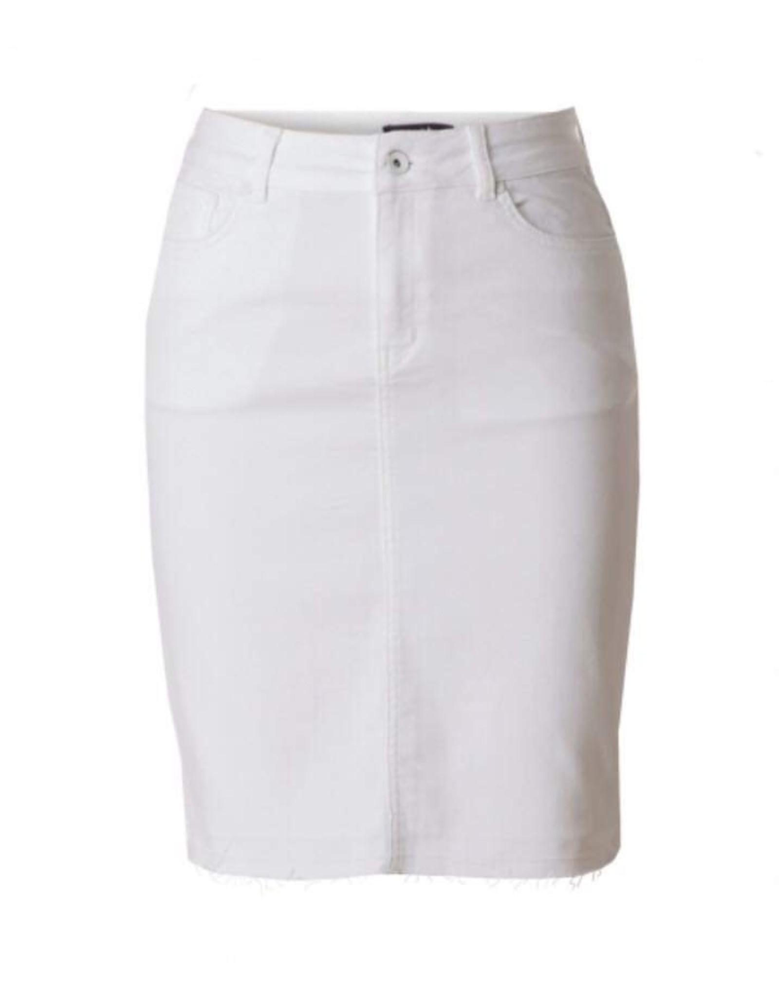 Yest Yest Skirt with Released Hem 39598