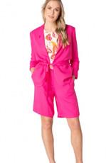 Yest Yest Blazer with Tie Detail 39824