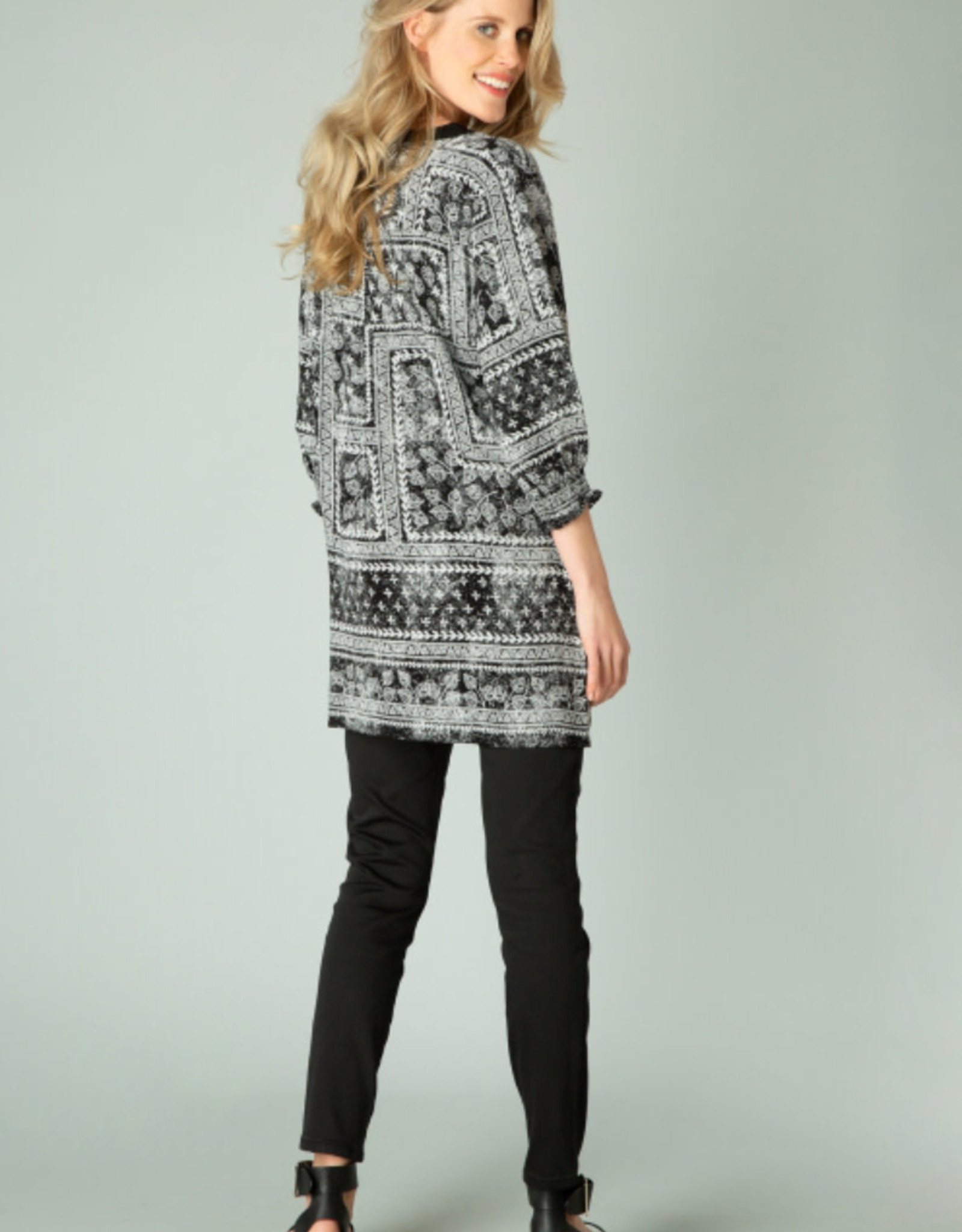 Yest Yest Printed Tunic 663