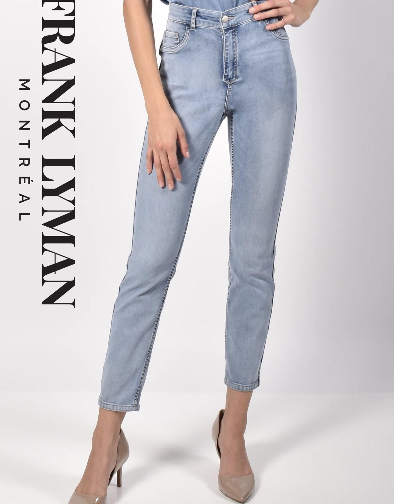 Frank Lyman Frank Lyman 216102U Reversible Denim Pant