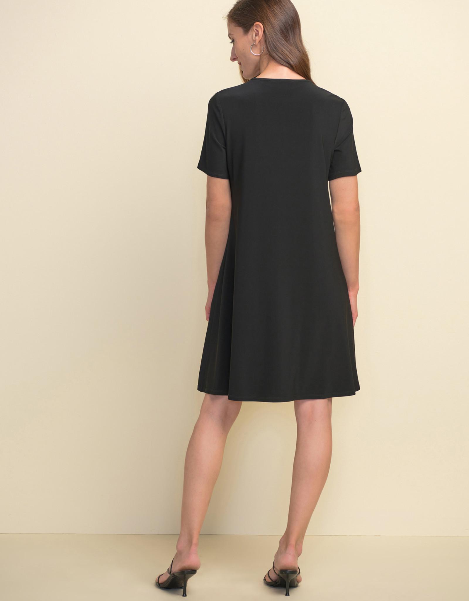 Joseph Ribkoff Joseph Ribkoff short sleeve dress 211105