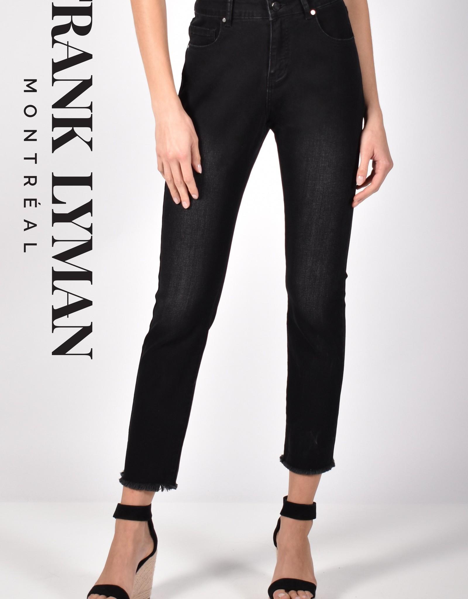 Frank Lyman Frank Lyman 211118U Black Jean Pant