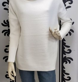 RD Style Loose Fit Ottoman Knit Sweater