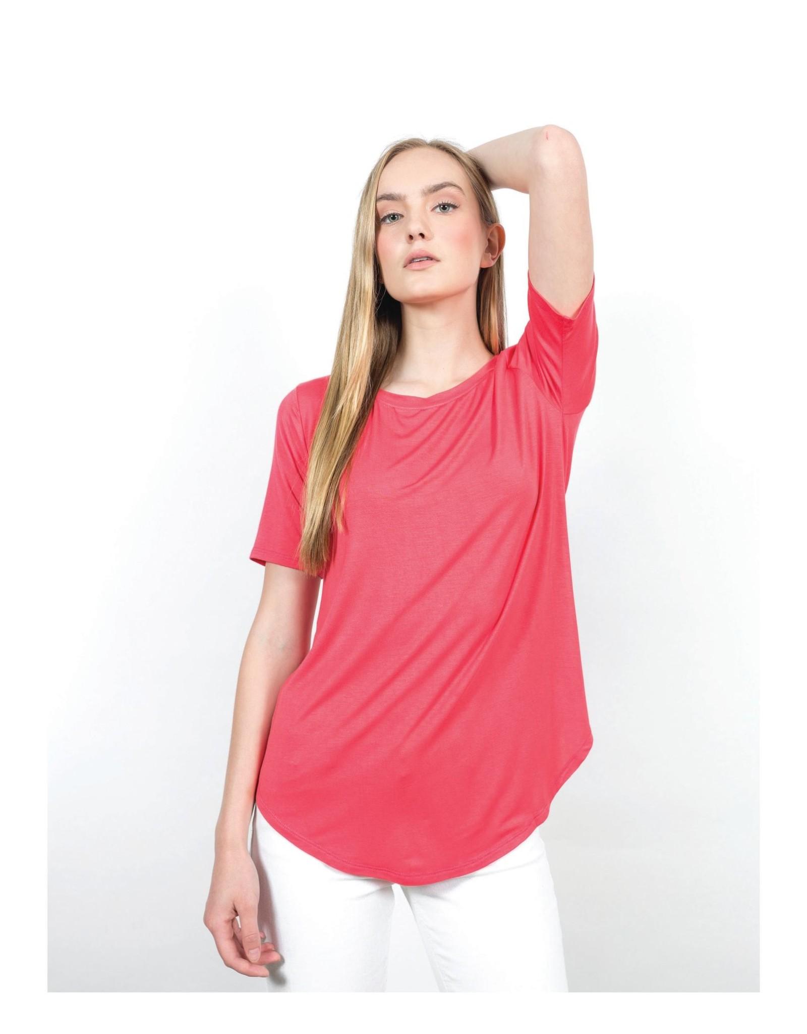 Shannon Passero Clementine Round Neck T-shirt