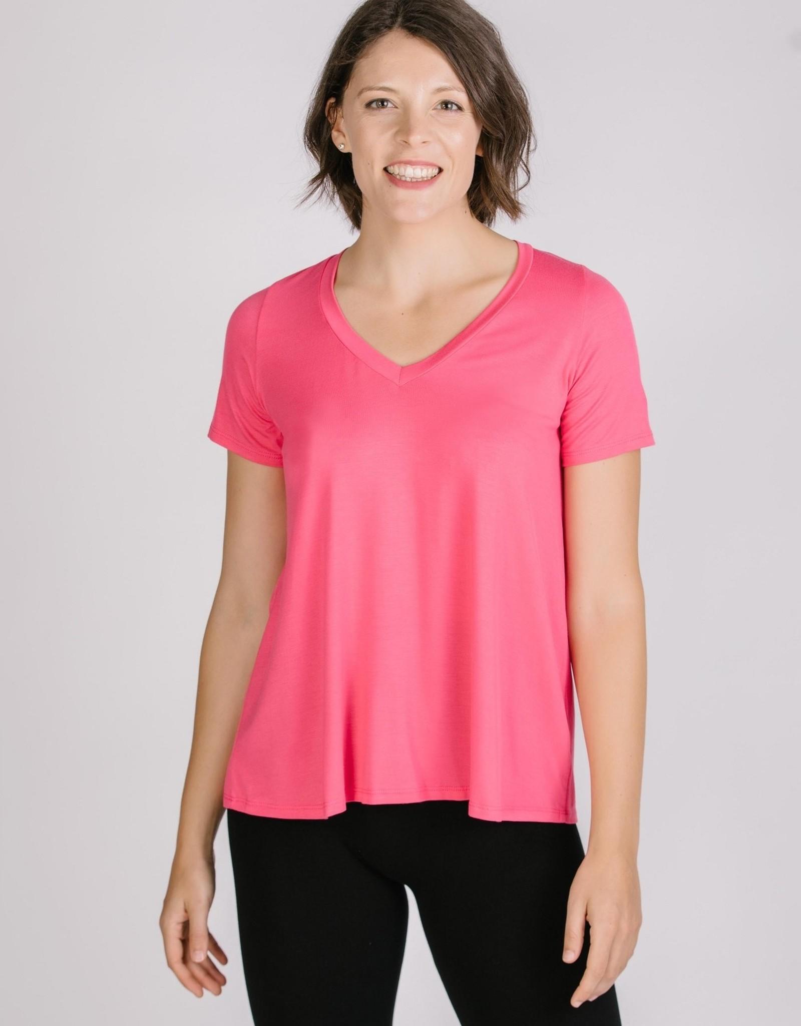 Shannon Passero Elora V-Neck T-shirt