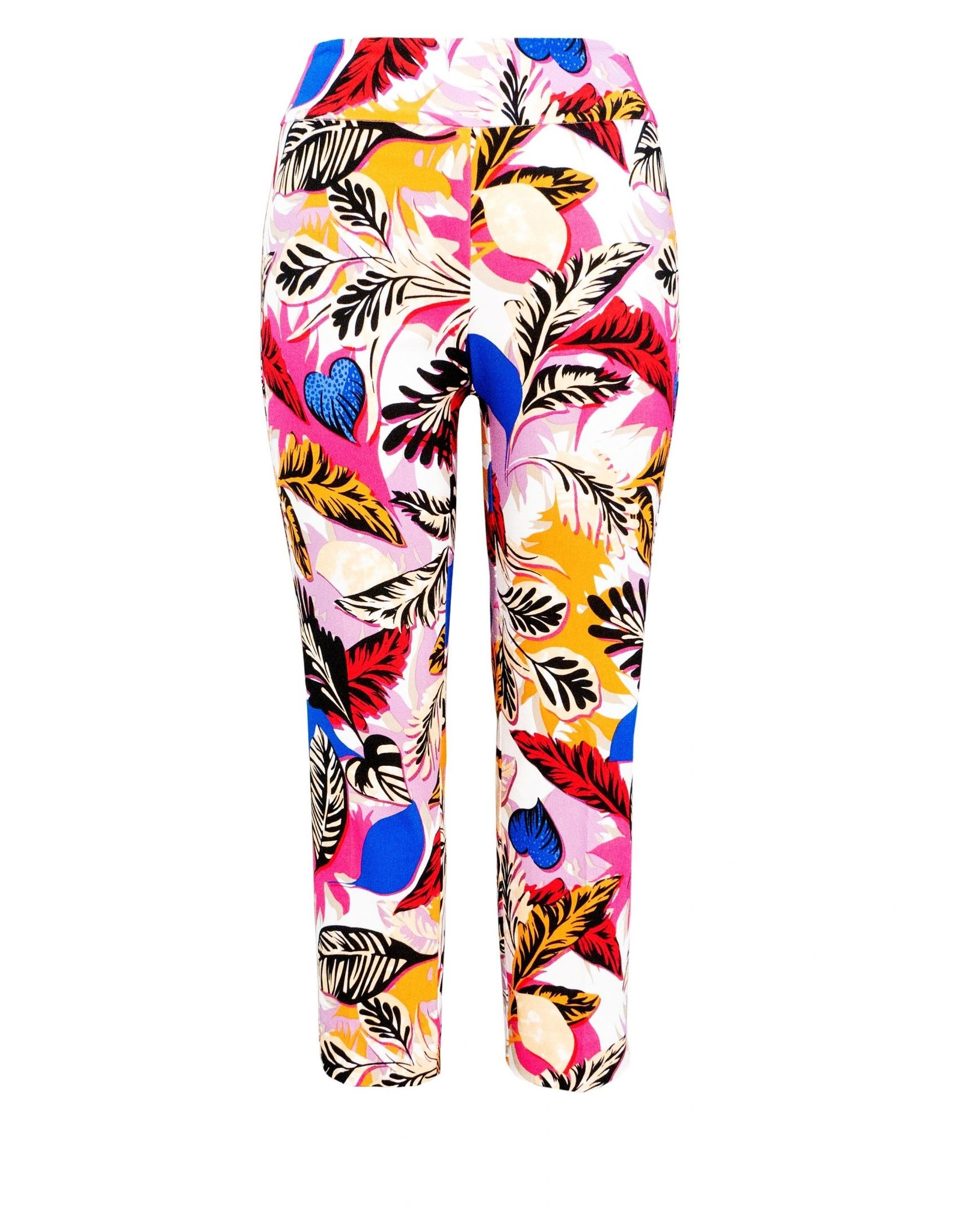 UP! Up! 66842 Aruba Crop Pull On Pant