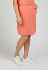 Renuar Renuar R2520L Woven Skort with Pockets Made with Tencel Material