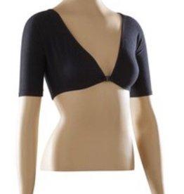 Sleevey Wonders Sleevey Wonders 1/2  Sleeve Jersey black