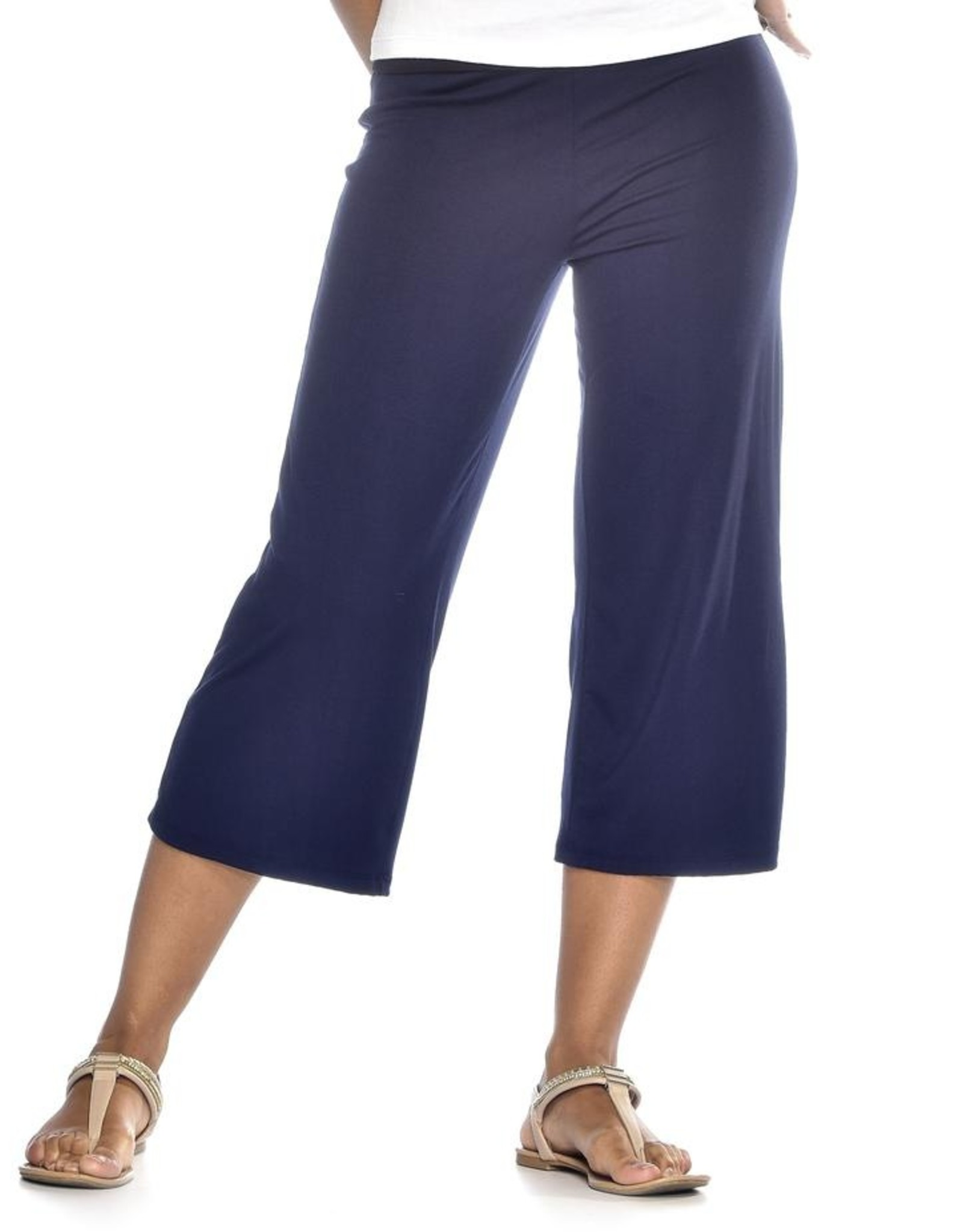 Rapz Rapz bamboo cropped pants 4677