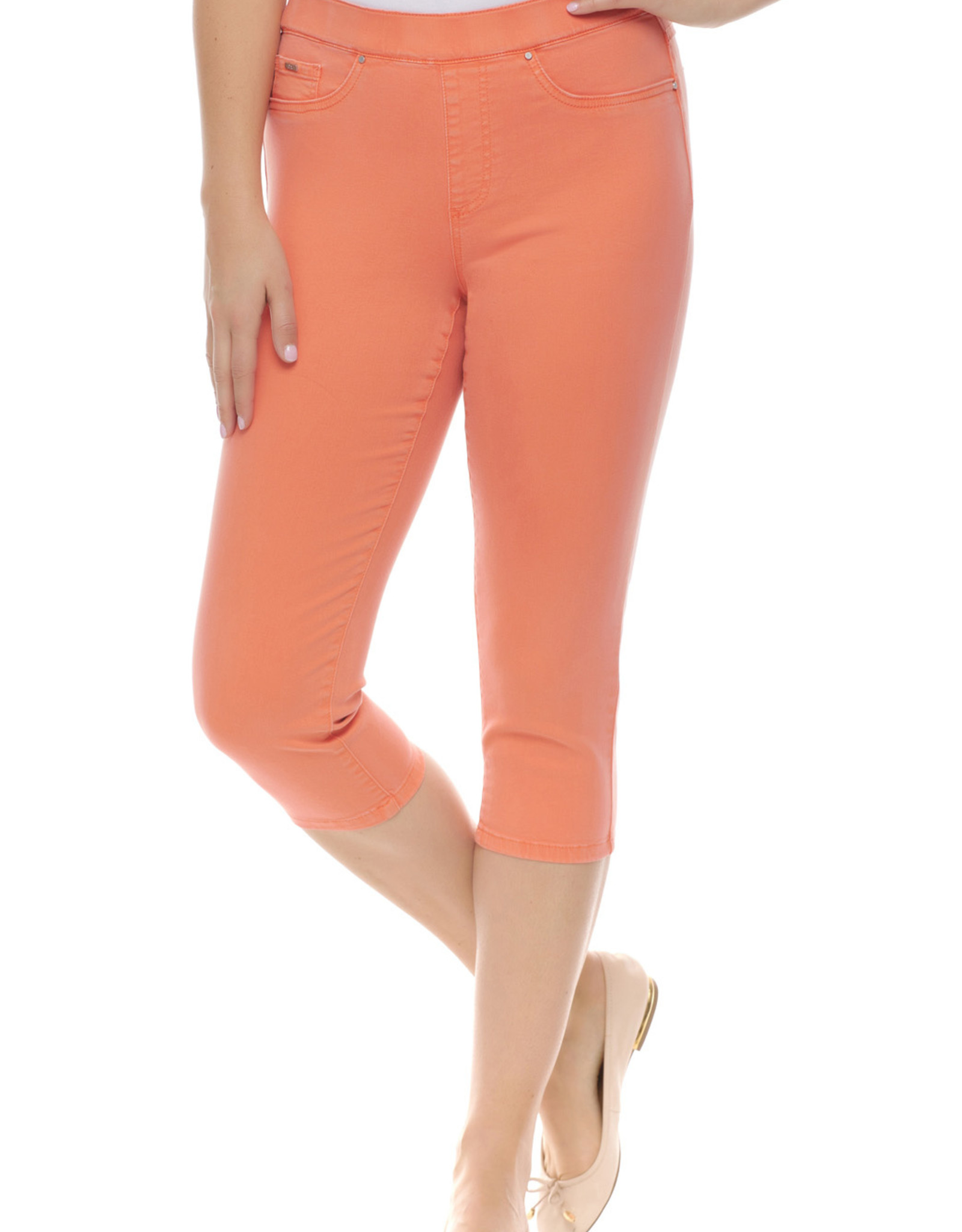 French Dressing Jeans French Dressing Pull-On Capri 2957511