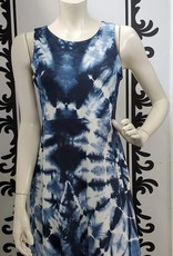Keren Hart Tie Dye Dress 48028
