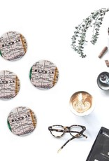 Giftologie Hometown Collection Coasters