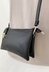 Caracol Crossbody Bag with with pockets 7011