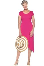 Rapz Rapz Asymmetrical Dress  4328