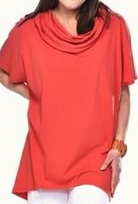 Rapz Bamboo casual cowl t-shirt #4755