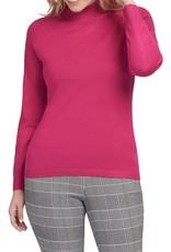 Tribal Long sleeve mock neck sweater 4787O